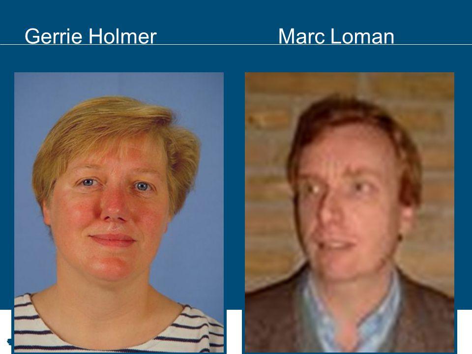 Gerrie Holmer Marc Loman
