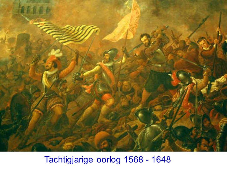 Tachtigjarige oorlog 1568 - 1648