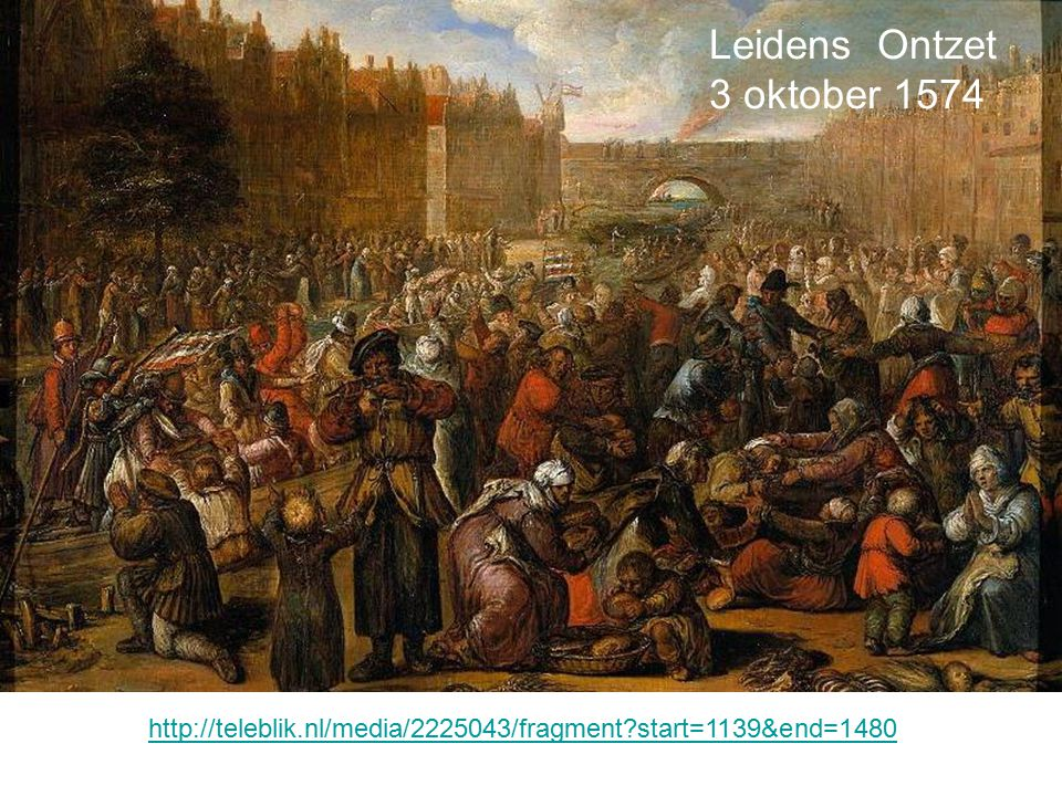 Leidens Ontzet 3 oktober 1574