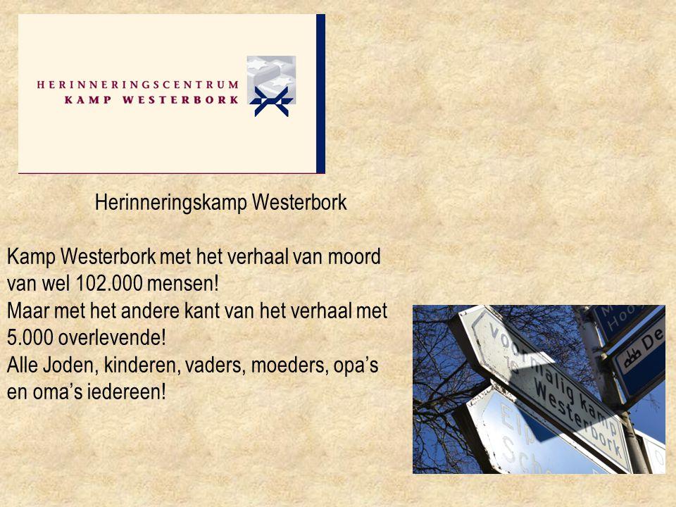 Herinneringskamp Westerbork