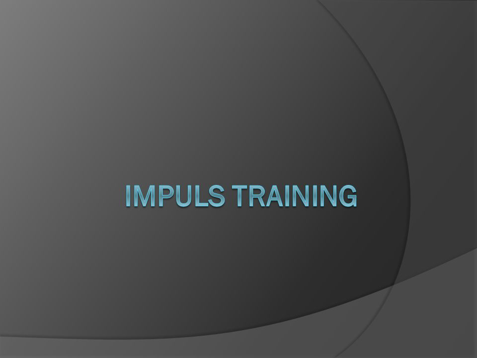 IMPULS TRAINING