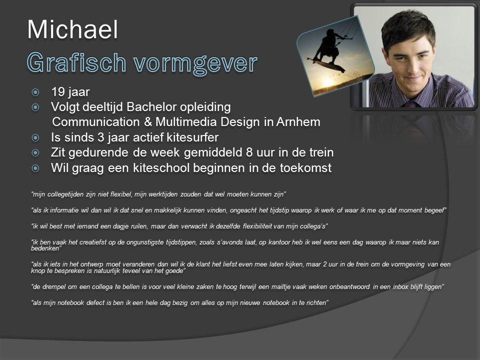 Michael Grafisch vormgever