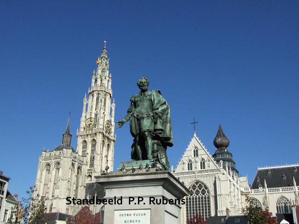 Standbeeld P.P. Rubens