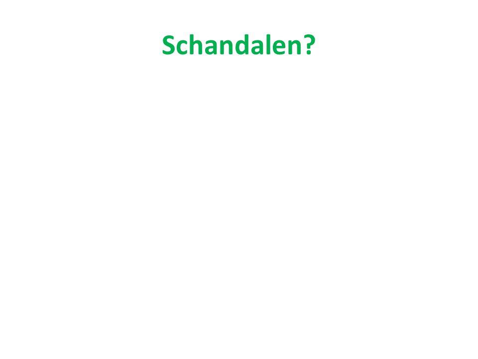 Schandalen