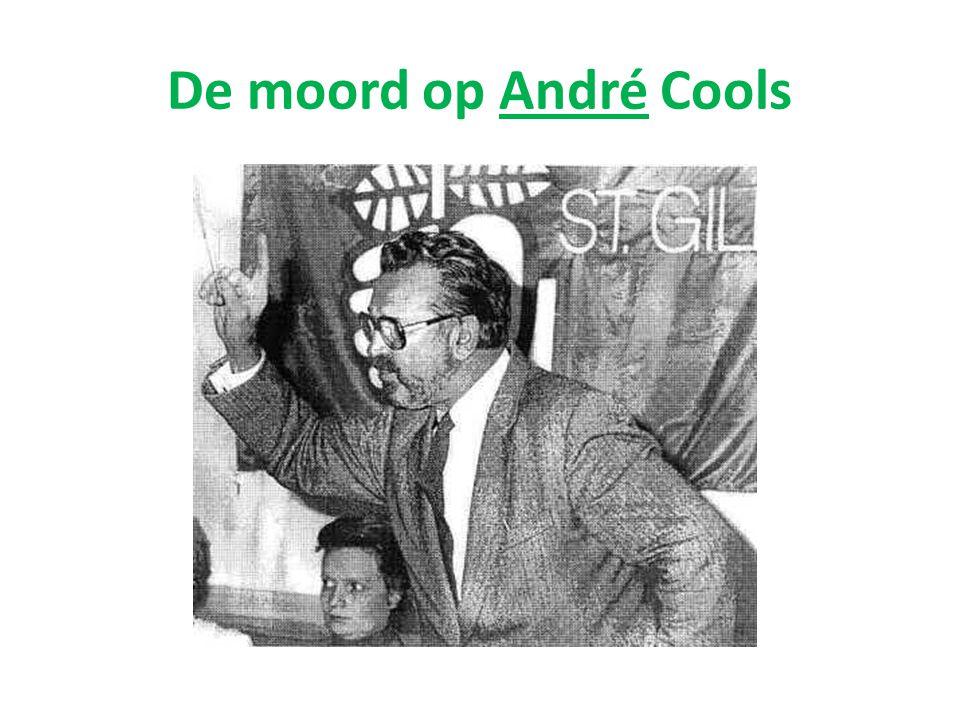 De moord op André Cools