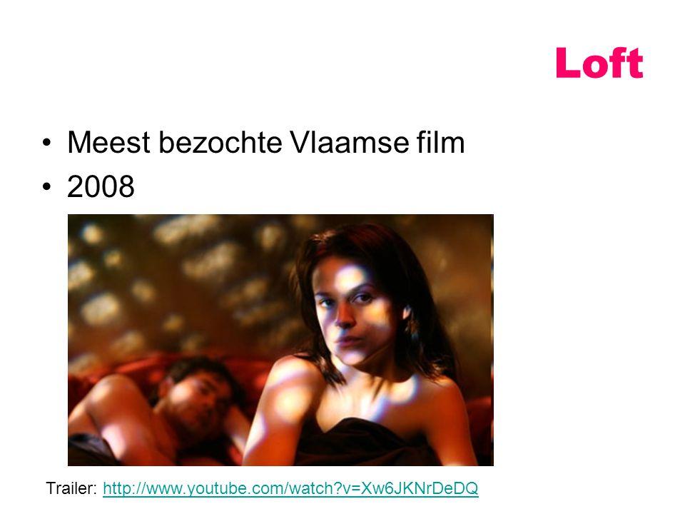 Loft Meest bezochte Vlaamse film 2008