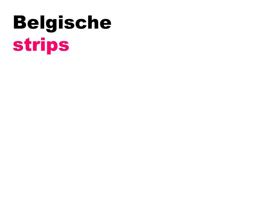 Belgische strips