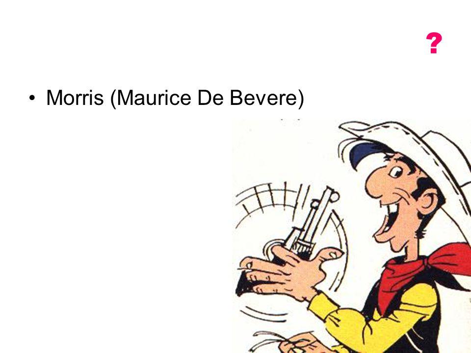 Morris (Maurice De Bevere)