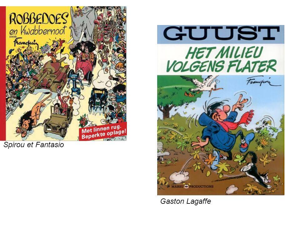 Spirou et Fantasio Gaston Lagaffe