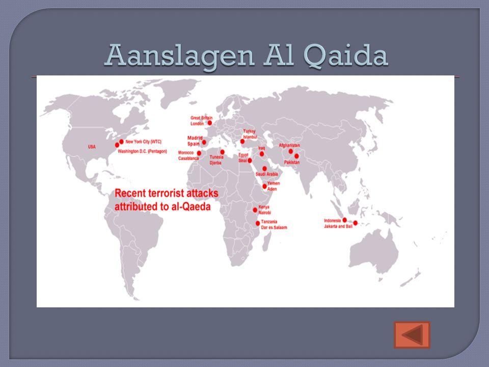 Aanslagen Al Qaida