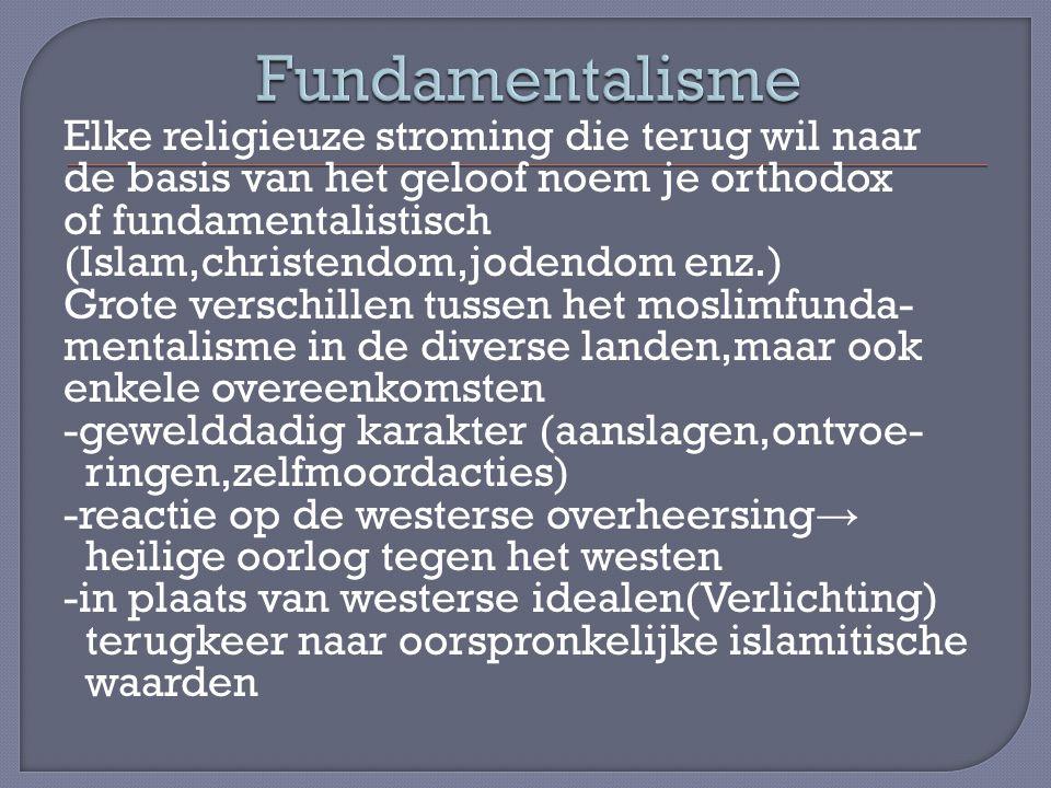 Fundamentalisme