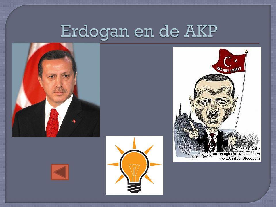 Erdogan en de AKP