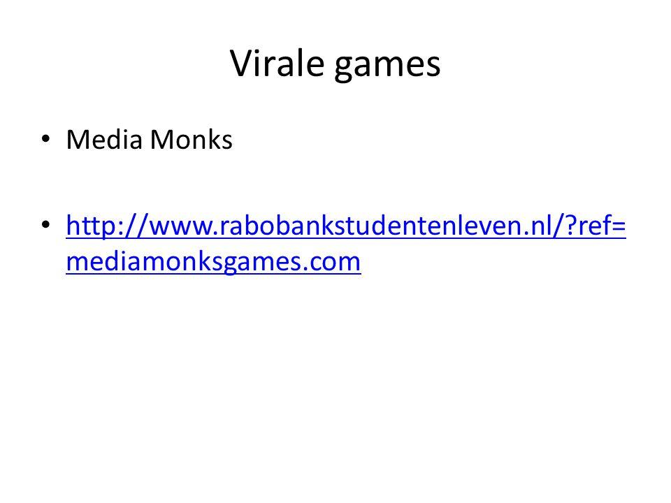 Virale games Media Monks