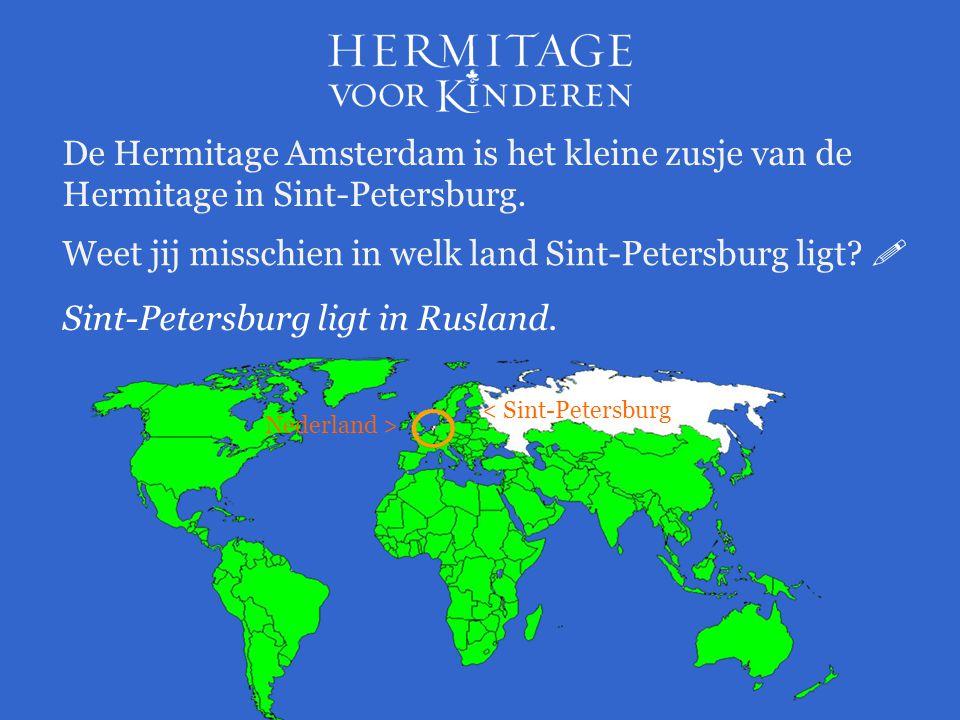 Weet jij misschien in welk land Sint-Petersburg ligt 