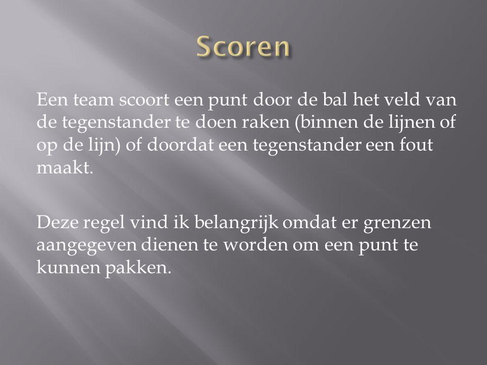 Scoren