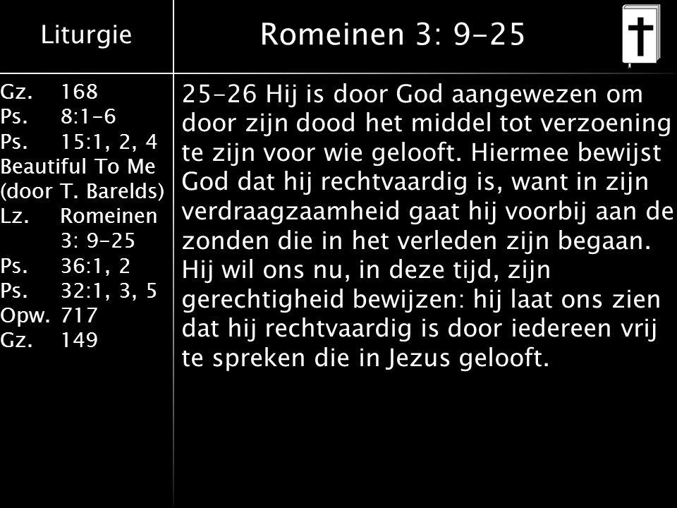 Romeinen 3: 9-25