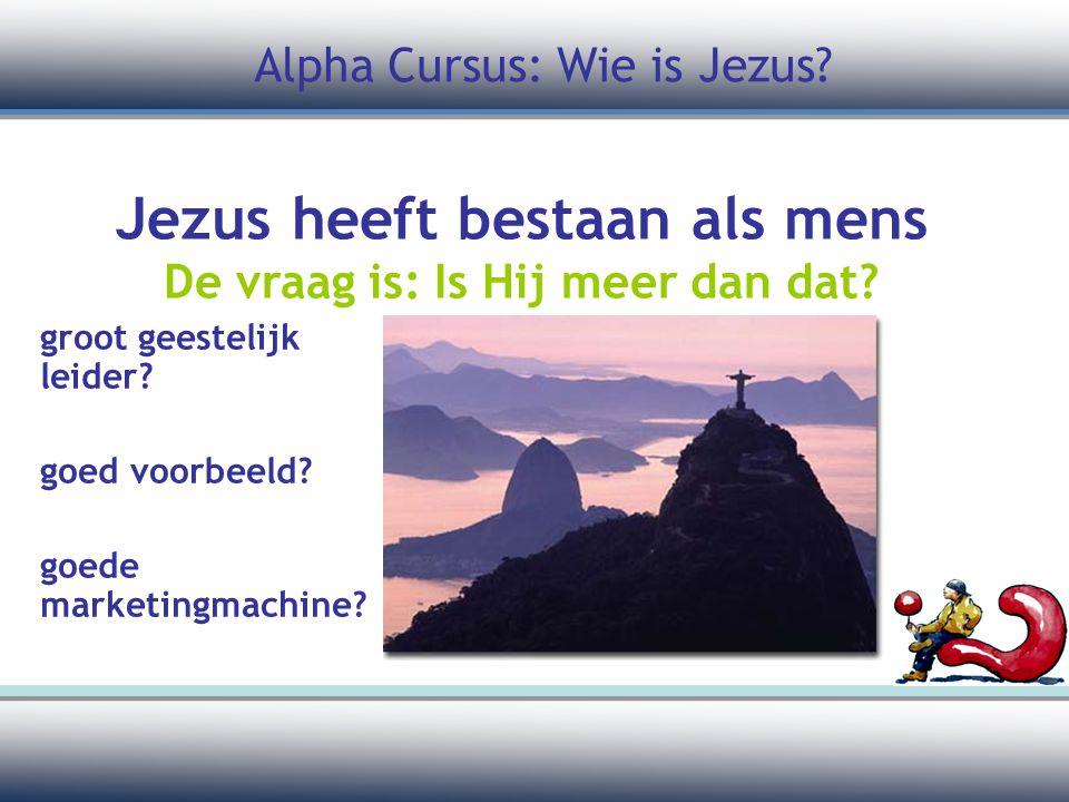 groot geestelijk leider goed voorbeeld goede marketingmachine