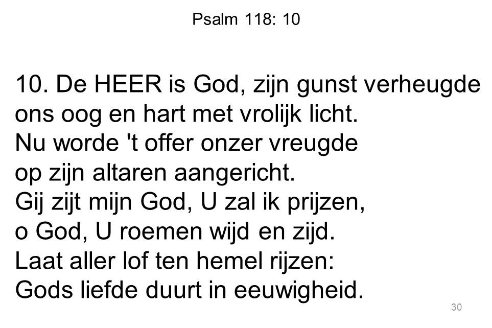 Psalm 118: 10