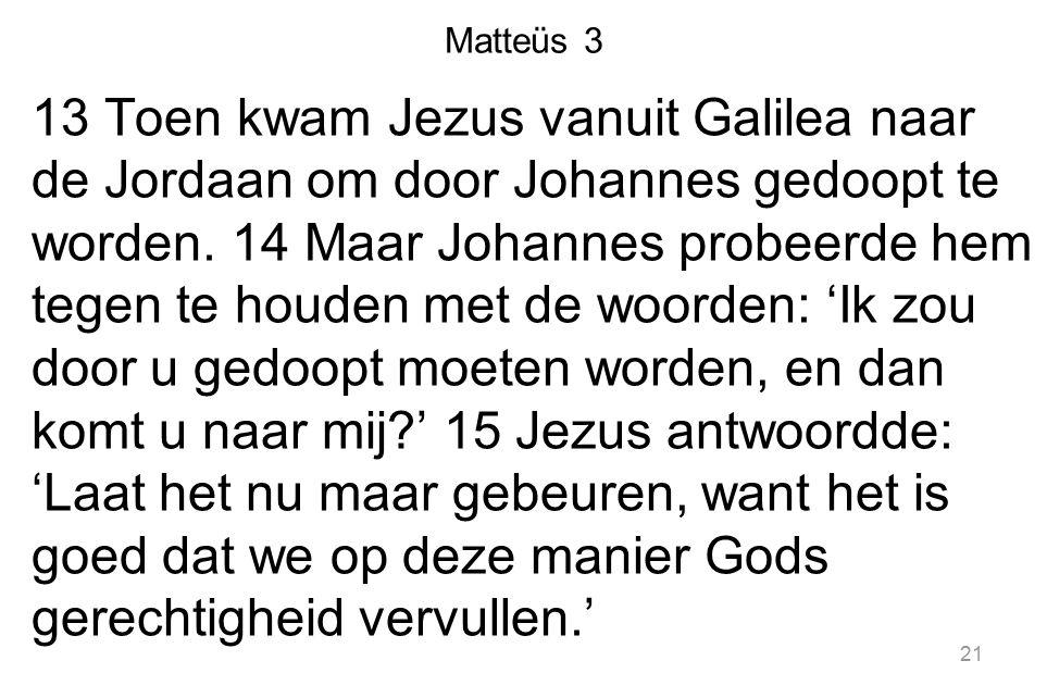 Matteüs 3