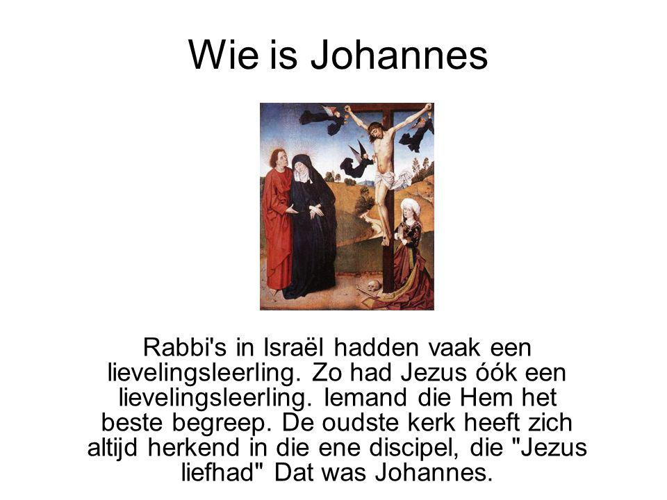 Wie is Johannes