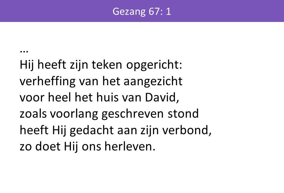 Gezang 67: 1