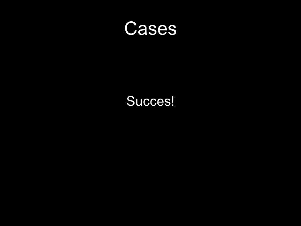 Cases Succes!