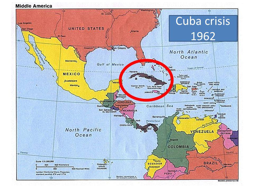 Cuba crisis 1962
