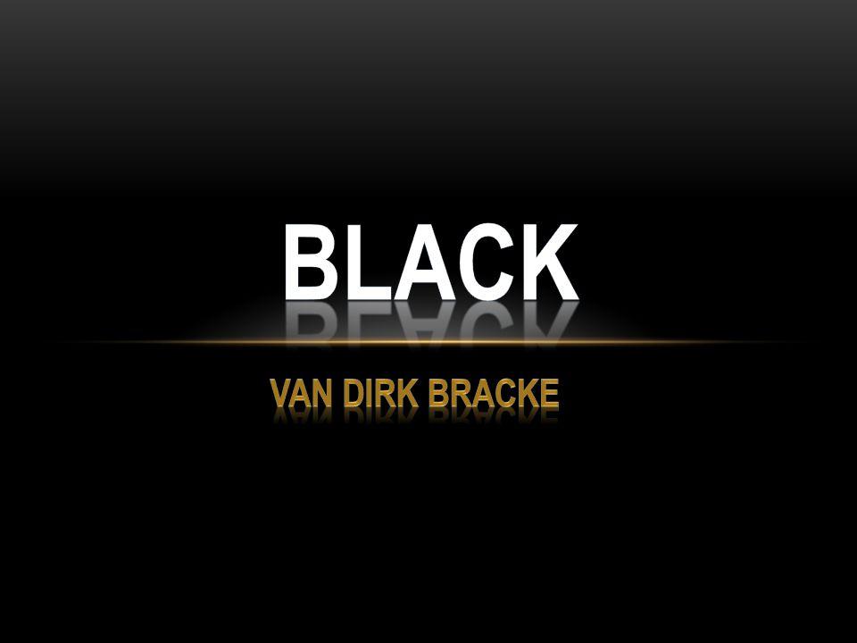 Black Van Dirk Bracke