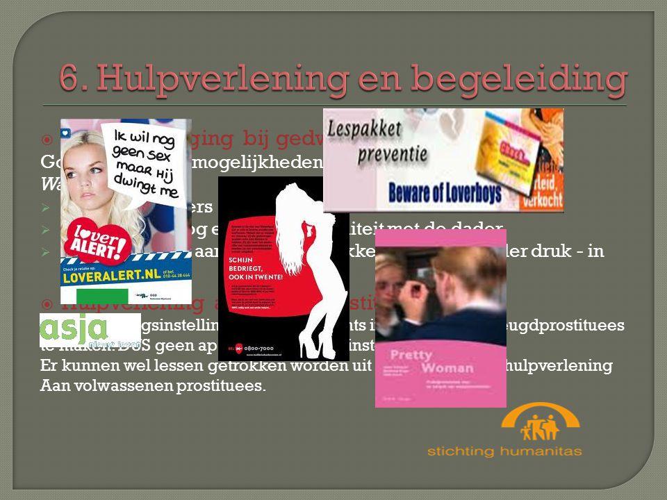 6. Hulpverlening en begeleiding