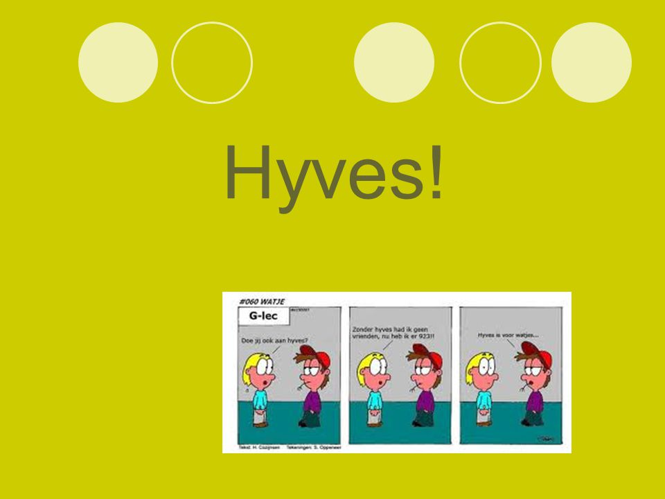 Hyves!