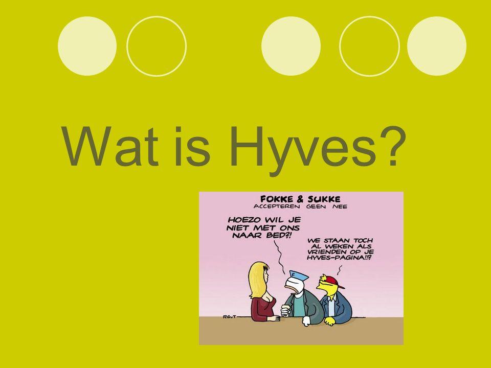 Wat is Hyves