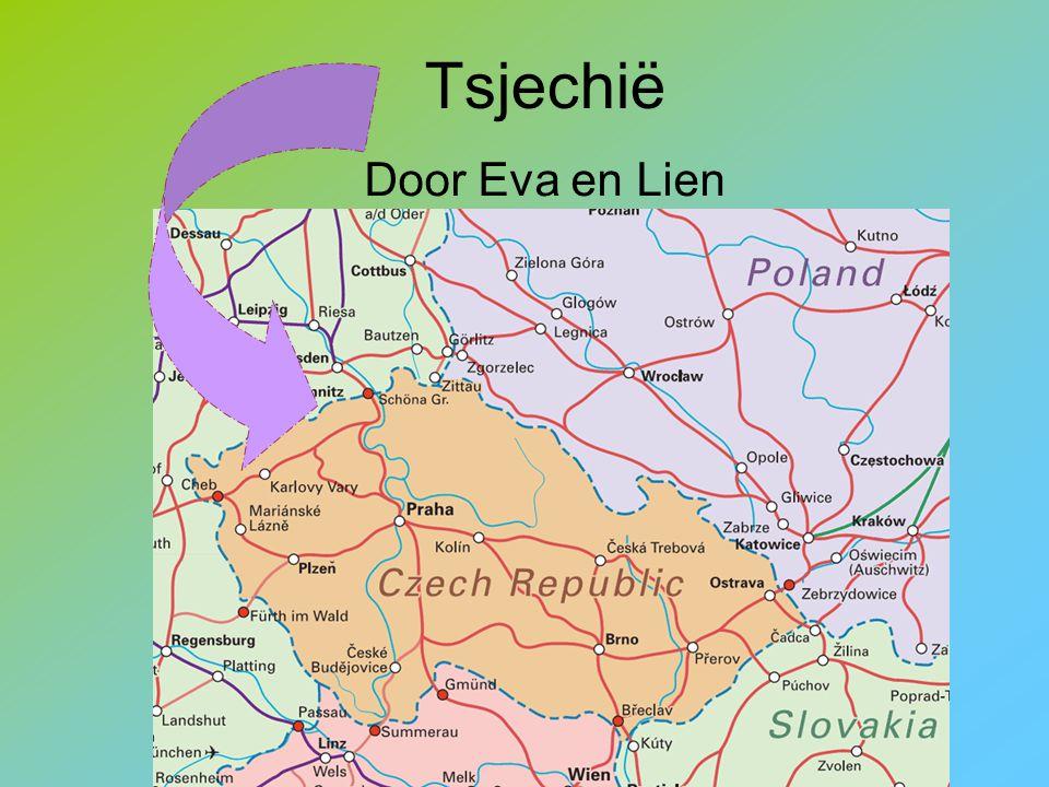 Tsjechië Door Eva en Lien