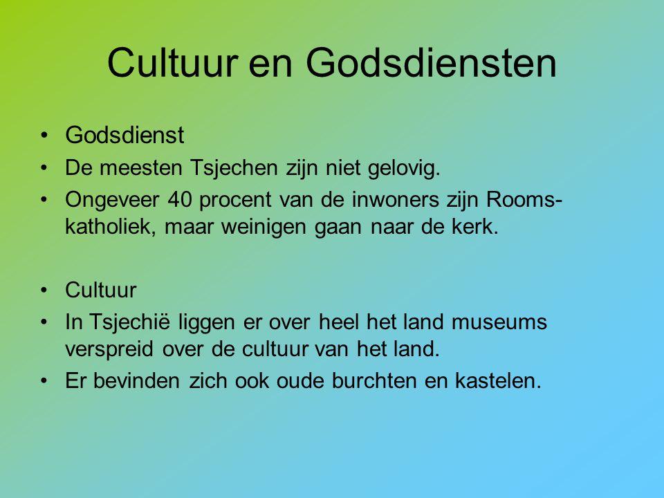 Cultuur en Godsdiensten