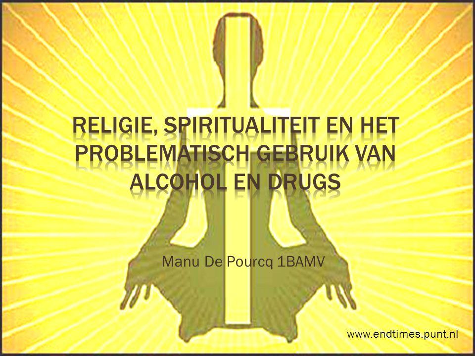 Religie, spiritualiteit en het problematisch gebruik van alcohol en drugs