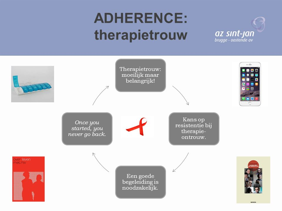 ADHERENCE: therapietrouw