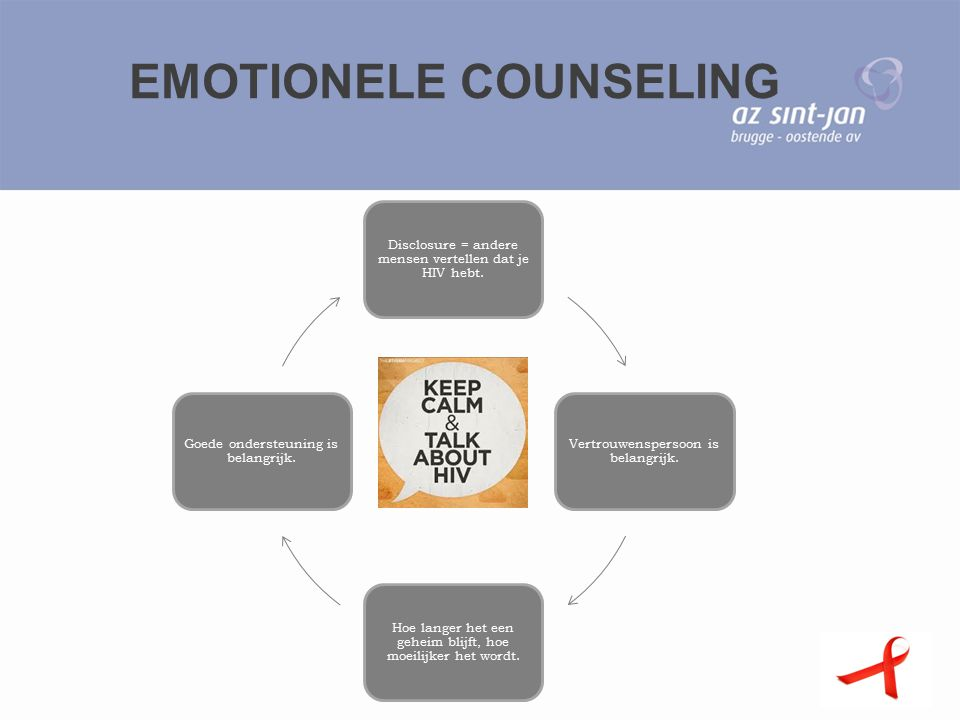 EMOTIONELE COUNSELING