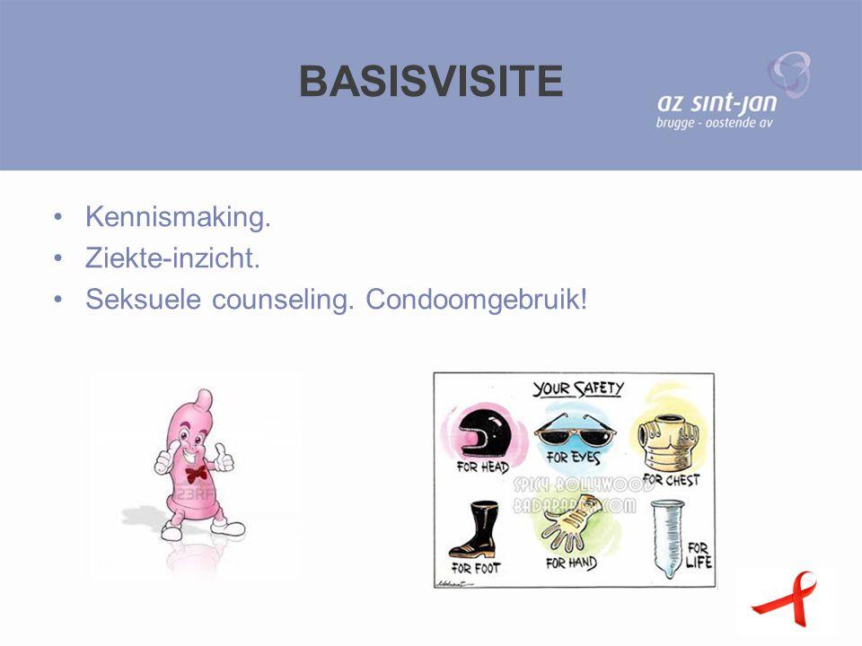 BASISVISITE Kennismaking. Ziekte-inzicht.