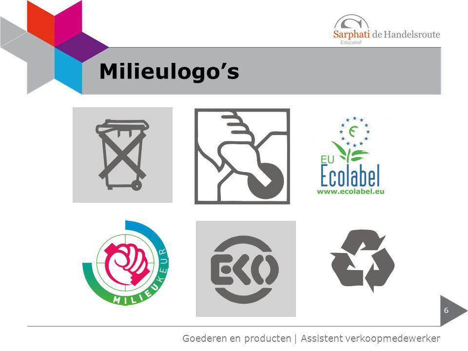 Milieulogo's
