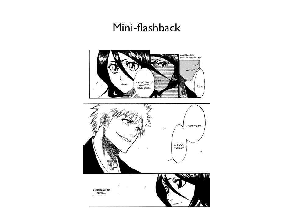 Mini-flashback
