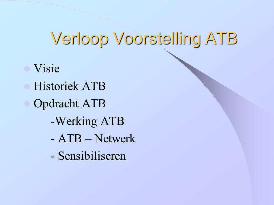 Verloop Voorstelling ATB