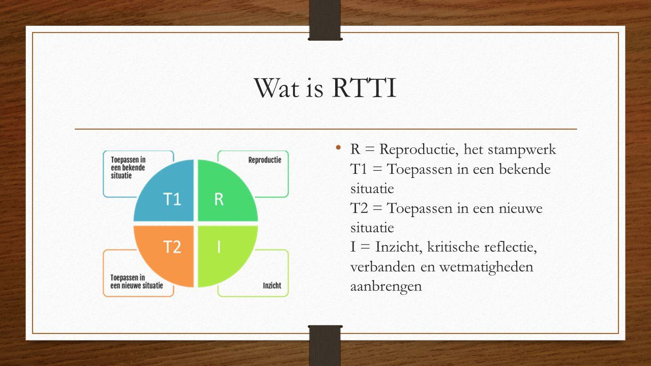 Wat is RTTI