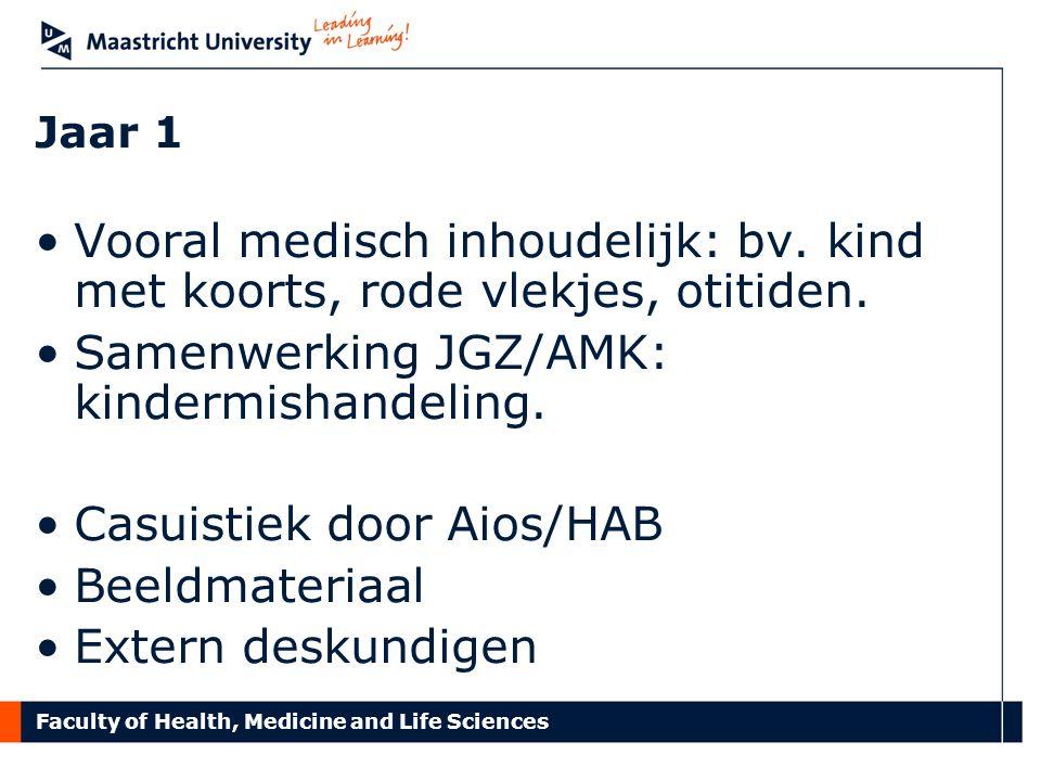 Samenwerking JGZ/AMK: kindermishandeling.