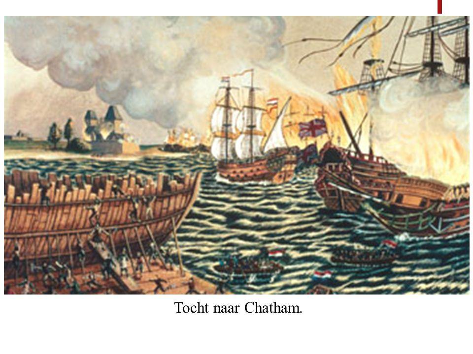 Tocht naar Chatham.