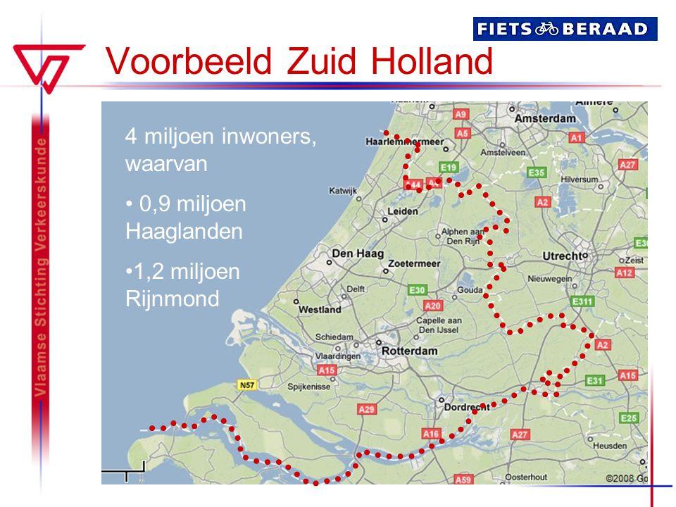 Voorbeeld Zuid Holland