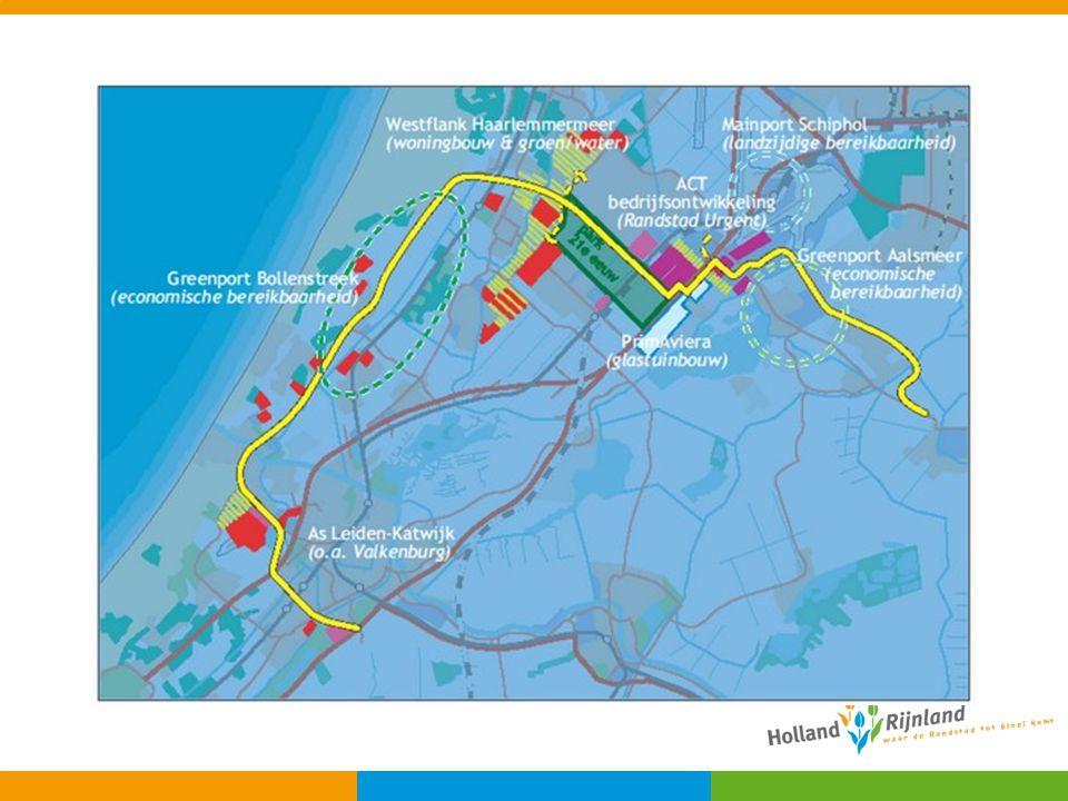 Kaart: samenhang met projecten in de omgeving