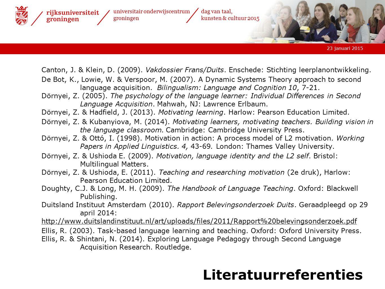 Literatuurreferenties