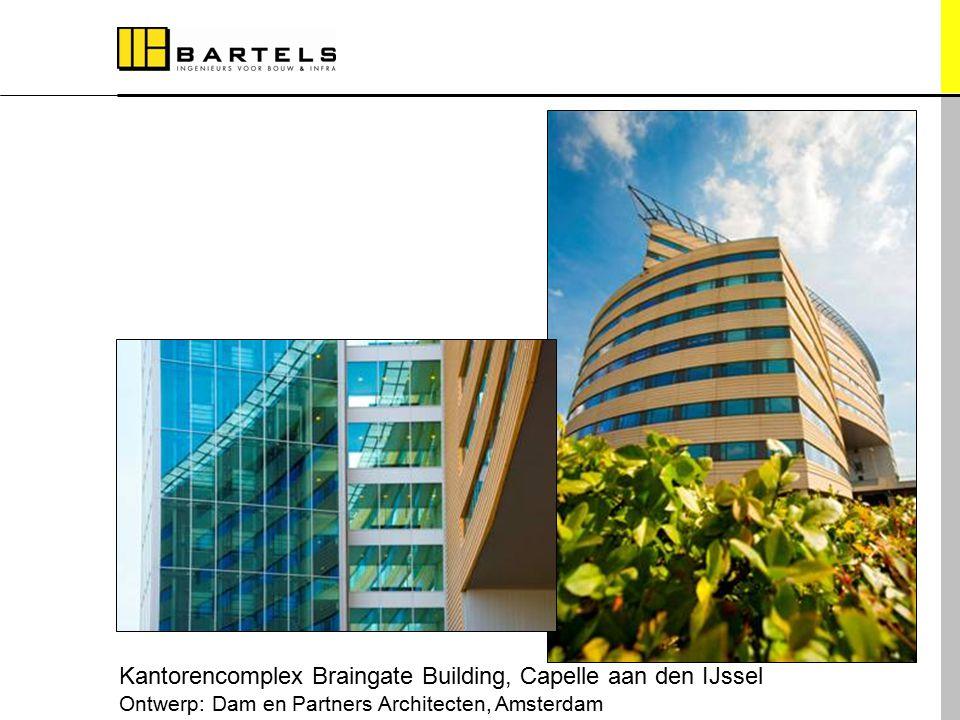 Kantorencomplex Braingate Building, Capelle aan den IJssel