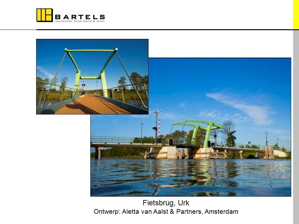 Ontwerp: Aletta van Aalst & Partners, Amsterdam