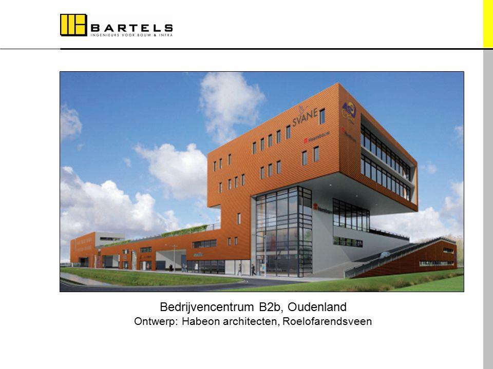 Bedrijvencentrum B2b, Oudenland