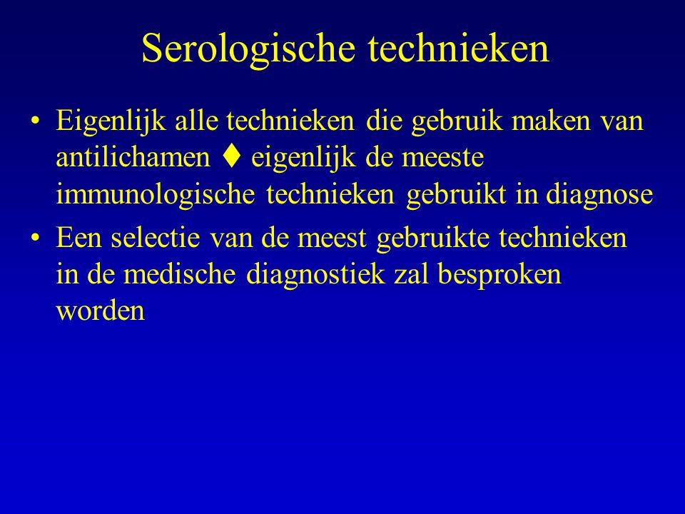 Serologische technieken